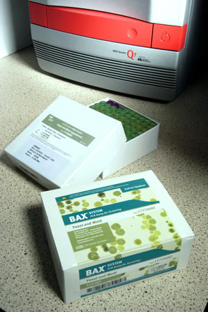 New BAX® System Yeast and Mould Assay Helps to Ensure  'Good Taste'.