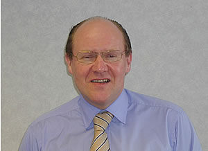 Colin Booth, director of regulatory affairs