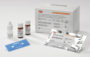 The Xpect™ Flu A&B test is one of the range of tests available from Oxoid for the detection of Influenza Virus Types A & B.